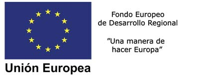 Logo Unión Europea Fondo Europeo de Desarrollo Regional